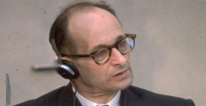 a short biography of adolph eichmann