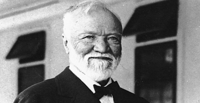 a biography of andrew carnegie When he was alive, andrew carnegie was the second richest man and the founder of the most powerful corporation in the world thus, from his humble beginnings in scotland to his rise to the top of the industrial world in the united states, there is no shortage of information on the biography of.