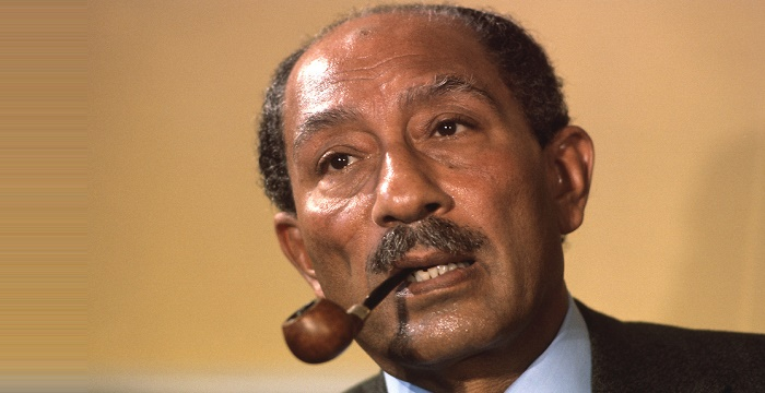 a biography of anwar sadat egyptian president and politician from world war two