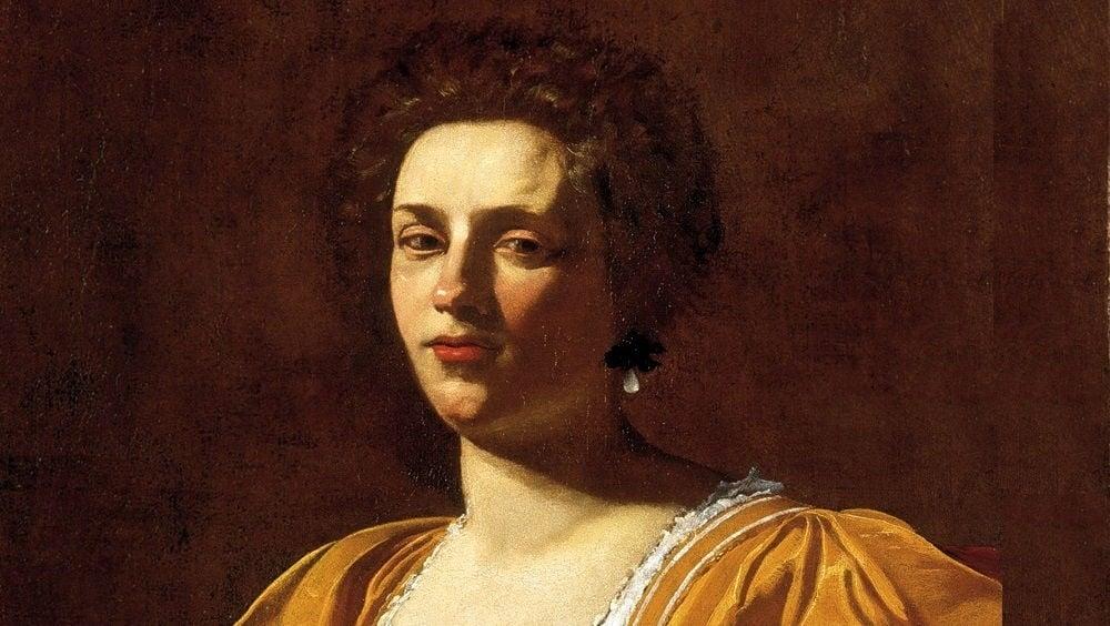 Artemisia Gentileschi Biography , Childhood, Life