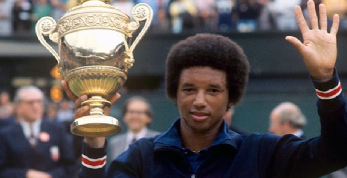 the life of arthur robert ashe jr Arthur robert ashe jr was born _____ july 10, 1943, in richmond, virginia on in arthur ashe and hisdale-chall level 65 largest park.