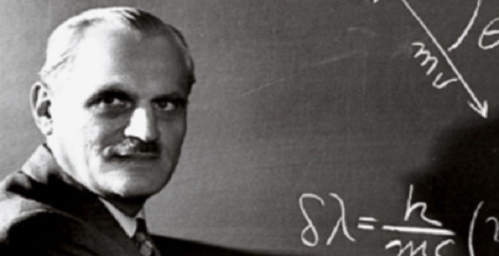 Arthur Compton Biography - Childhood, Life Achievements & Timeline