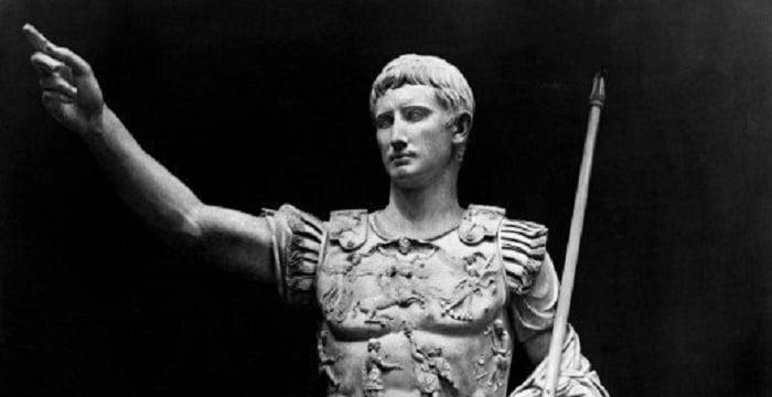 the biography of the first roman emperor caesar augustus Imperator gaius julius divi filius caesar octavianus the future emperor is born the first emperor, commonly known as augustus, was born gaius octavius in the year.