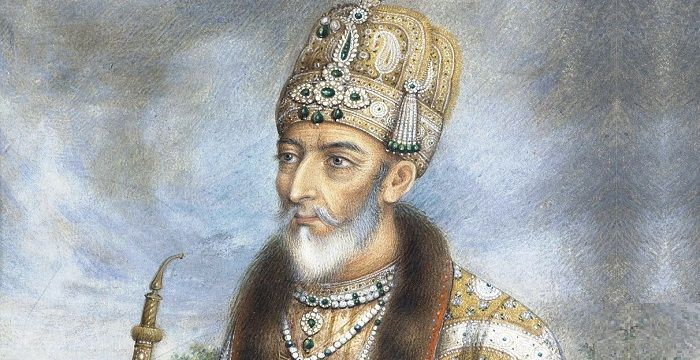 Bahadur Shah Zafar grave dispute
