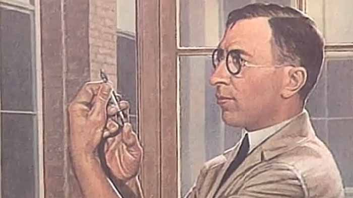 an introduction to the life of sir frederick grant banting 20th century timeline 1900  artificial life begins  insulin invented by sir frederick grant banting the first 3-d movie (spectacles with one red and one.