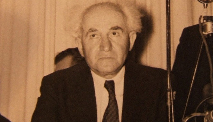 David Ben-Gurion Biography - Childhood, Life Achievements ...