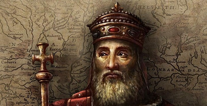a biography and life work of charlemagne king of the franks Charlemagne was a medieval ruler, who once ruled many parts of western europe this biography provides detailed information about his.