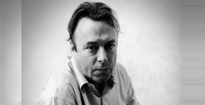 British essayist christopher hitchens