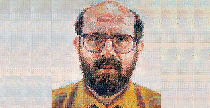 a biography of chuck close Facts about chuck close 3: the personal life once, close married to leslie rose both have two daughters in 2011, the couple divorced the wife of close now is sienna shields.