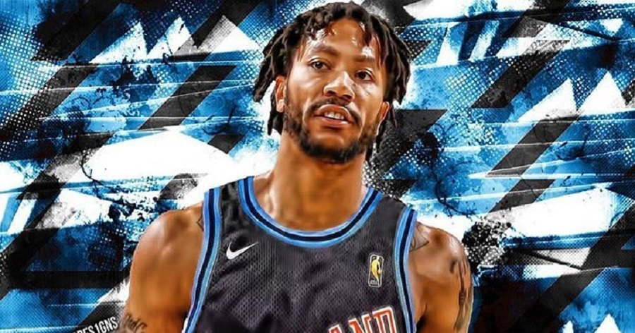 ac644dcec87f Derrick Rose Biography - Facts