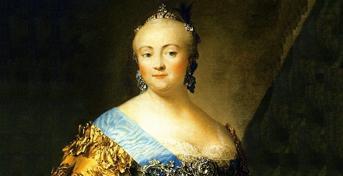 catherine the great bio Catherine ii (russian: екатерина алексеевна yekaterina alekseyevna 2 may [os 21 april] 1729 – 17 november [os 6 november] 1796), also known as catherine the great (екатери́на вели́кая, yekaterina velikaya), born princess sophie of anhalt-zerbst, was empress of russia from 1762 until 1796, the country.