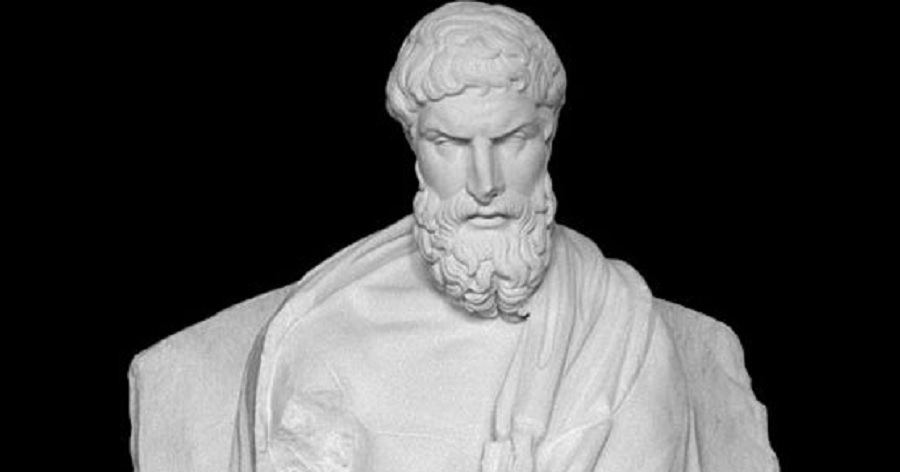 Epicurus philosophy on a good life