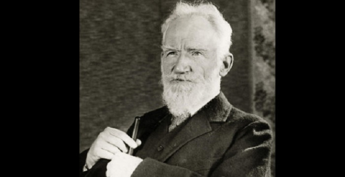 the life of george bernard shaw 1896-06-01 irish playwright george bernard shaw (41) marries charlotte  frances payne-townshend  historical events in the life of george bernard  shaw.