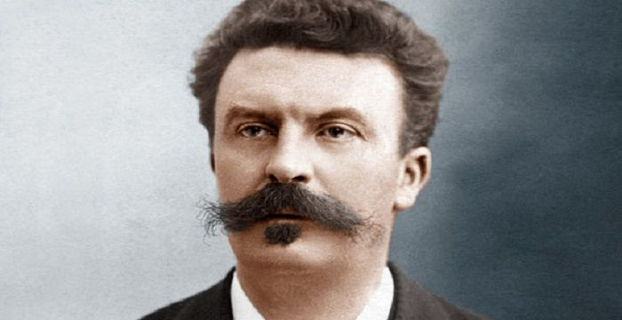 an analysis of the necklace my guy de maupassant The necklace guy de maupassant 1884 guy de maupassant's short story the necklace (la parure) was first published in the paris newspaper le gaulois on february 17, 1884, and.