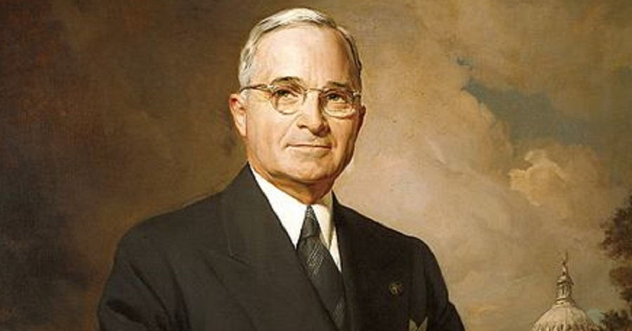 Harry S Truman Biography Childhood Life Achievements