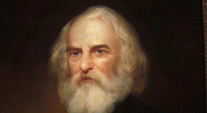 henry longfellow bio