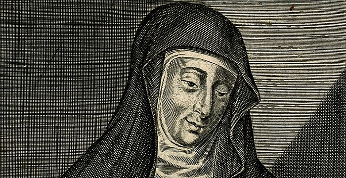 a biography of saint hildegard a german saint Saint hildegard of bingen, osb (german: and more on st hildegard of bingen osb - doctor of the church first musical composer who has a known biography.