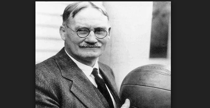 life of dr james naismith and his contribution to basketball His name is dr james naismith, he was born in 1861 in almonte, ontario most people wonder were a young man would think of a game like basketball the concept of basketball was born from his school days in the area where he played a simple child's game known as duck-on-a-rock outside his one-room schoolhouse.