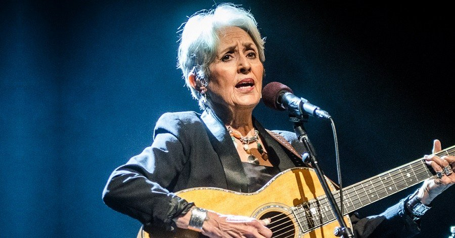 Joan Baez Biography