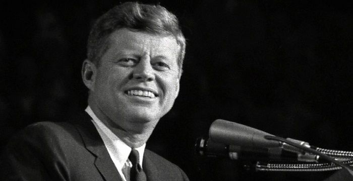 the life political career and death of john f kennedy The film portrays the inner workings of the kennedy political machine as it worked to obscure the facts of the tragic incident from the public and save ted kennedy's political career from imploding.