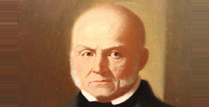 The life and times of john quincy adams