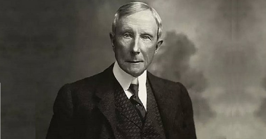 a biography of john d rockefeller a businessman and industrialist Rockefeller, john d (08 july 1839–23 may 1937), industrialist and philanthropist , was born john davison rockefeller in richford, new york,  his father, an  itinerant businessman, dealt in horses, lumber, salt, patent medicines, and herbal .