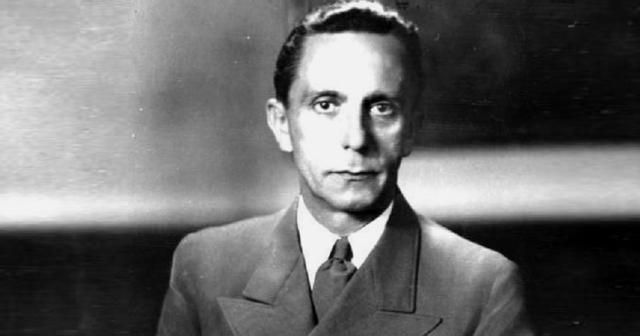a biography of joseph goebbels Find out more about the history of joseph goebbels, including videos, interesting  articles, pictures, historical features and more get all the facts on.
