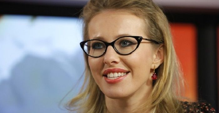 Kseniya Sobchak Nude Photos 14
