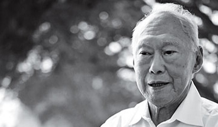 Lee Kuan Yew Biography Pdf