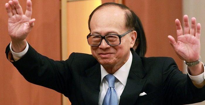 Li ka shing biography book