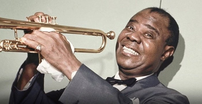 Childhood, Biography  Achievements Louis Armstrong Life -