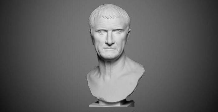 an essay on the life and military career of marcus licinius crassus Marcus licinius crassus, said to be the richest man in all of rome, joined them in a three-person political alliance for power caesar provided the political skills, pompey the influence, and crassus the money.