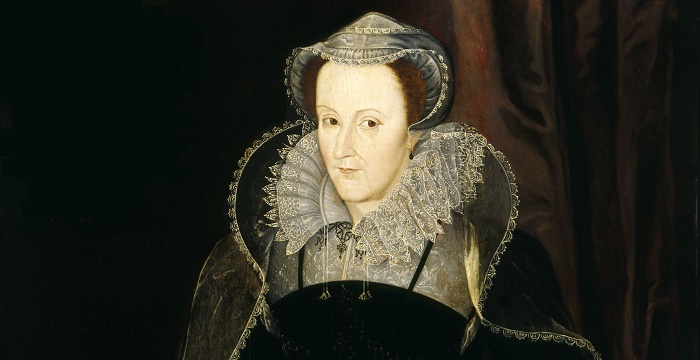 mary queen of scots biography childhood life