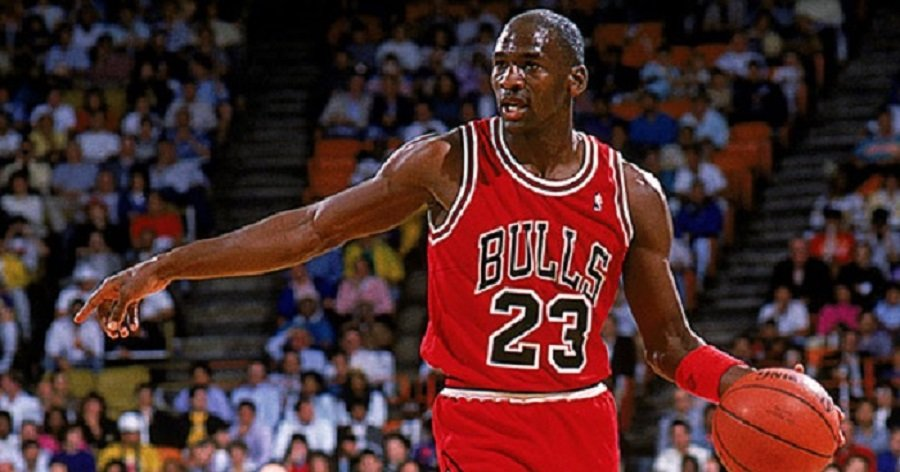 what makes michael jordan a good role model