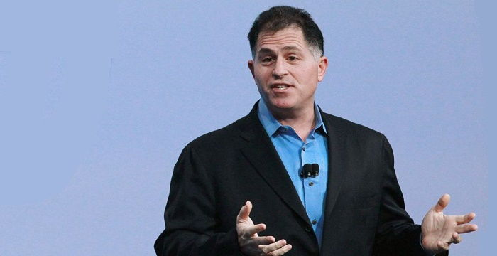 Essay Example: The performance of Michael Dell at Dell