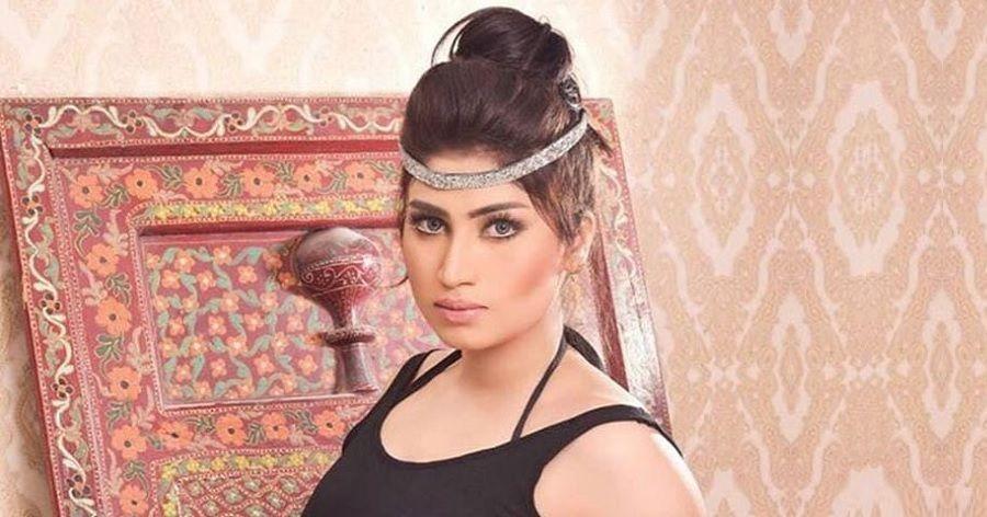 Meet Pakistans Poonam Pandey: Qandeel Baloch To Strip If