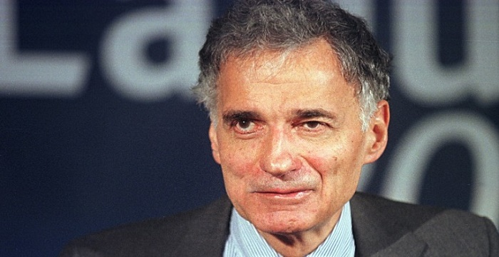 the life and work of ralph nader Ralph nader's america is a paradise lost, a nation that has taken the simple, good ways of its past and poisoned them with greed and evil this vision has been with nader for half a century.