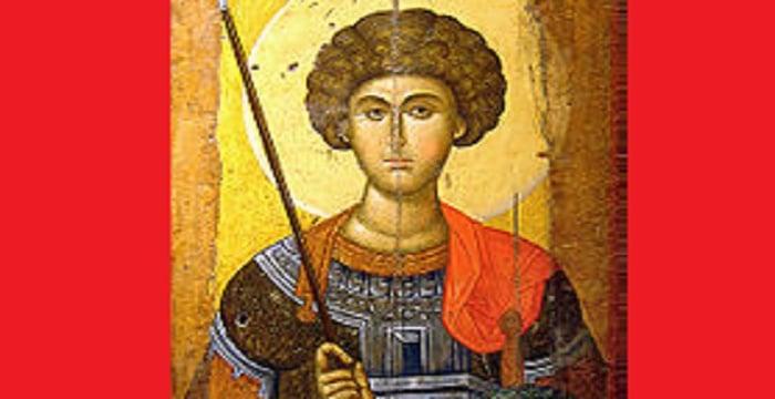 saint george biography