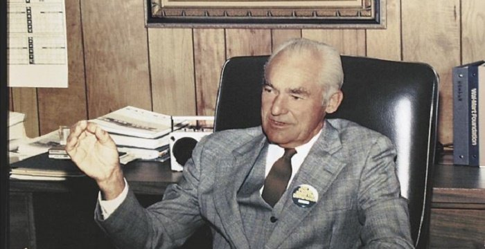 an introduction to the life of sam walton Introduction 1 catch a  it was started by a country boy who for his entire life loved calling his bird dogs into his  sam walton, made in.