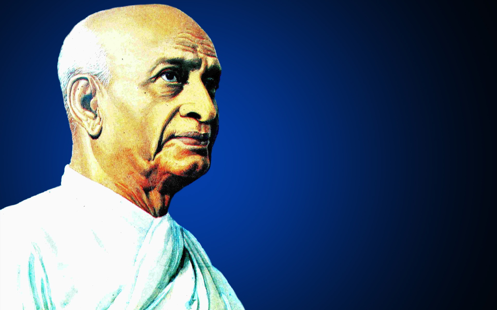 sardar patel biography