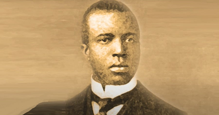 a short biography of scott joplin and the history of ragtime Scott joplin was born on this date in 1868 he was an african american  composer and pianist, one of the most important developers of ragtime music  born in.
