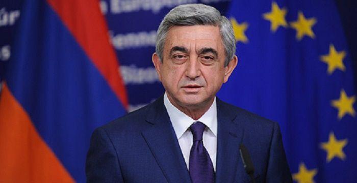 Serzh Sargsyan  Wikipedia