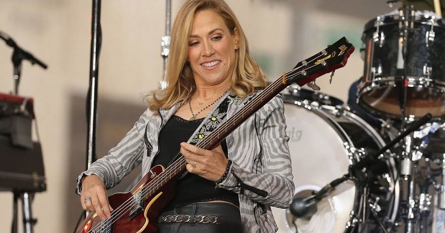 Sheryl Crows Leaked Cell Phone Pictures
