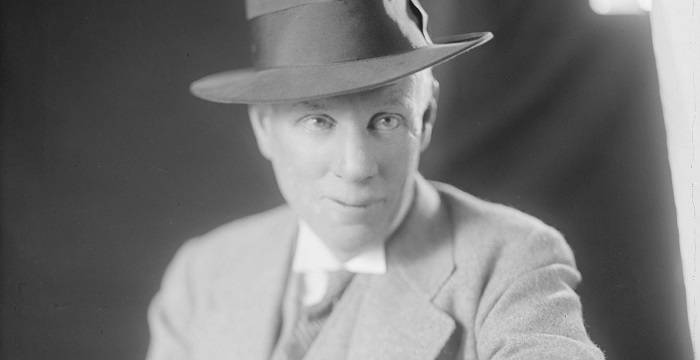 The life and works of sinclair lewis