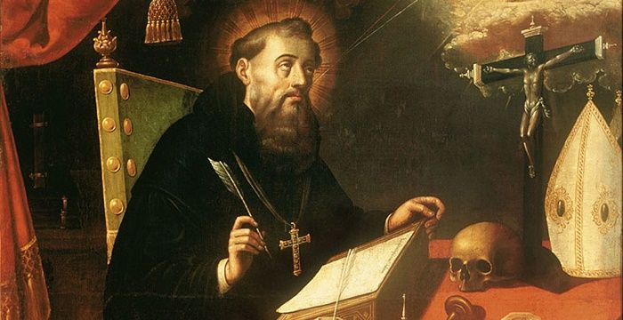 the teachings of saint augustine of hippo on the trinitarian doctrine