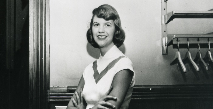 the transition in sylvia plaths work essay Sylvia plath's psychic landscapes essay in her pioneering work, the poetry of sylvia plath: a study of themes (1972), ingrid melander includes analyses of poems set in different.