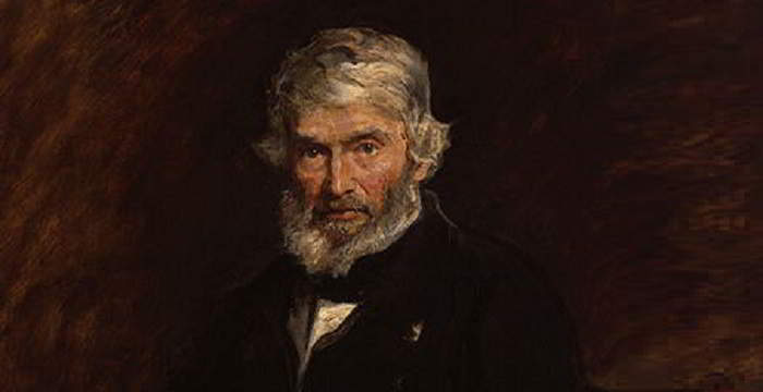 Thomas Carlyle Biography Childhood Life Achievements