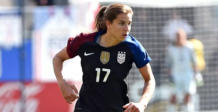 Tobin Heath Biography - Facts, Childhood, Family Life of
