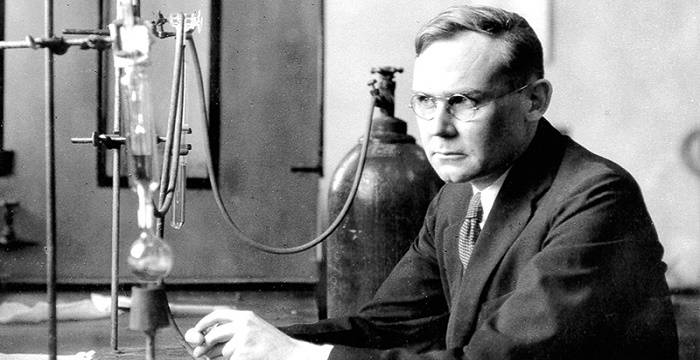 life and discoveries of wallace carothers