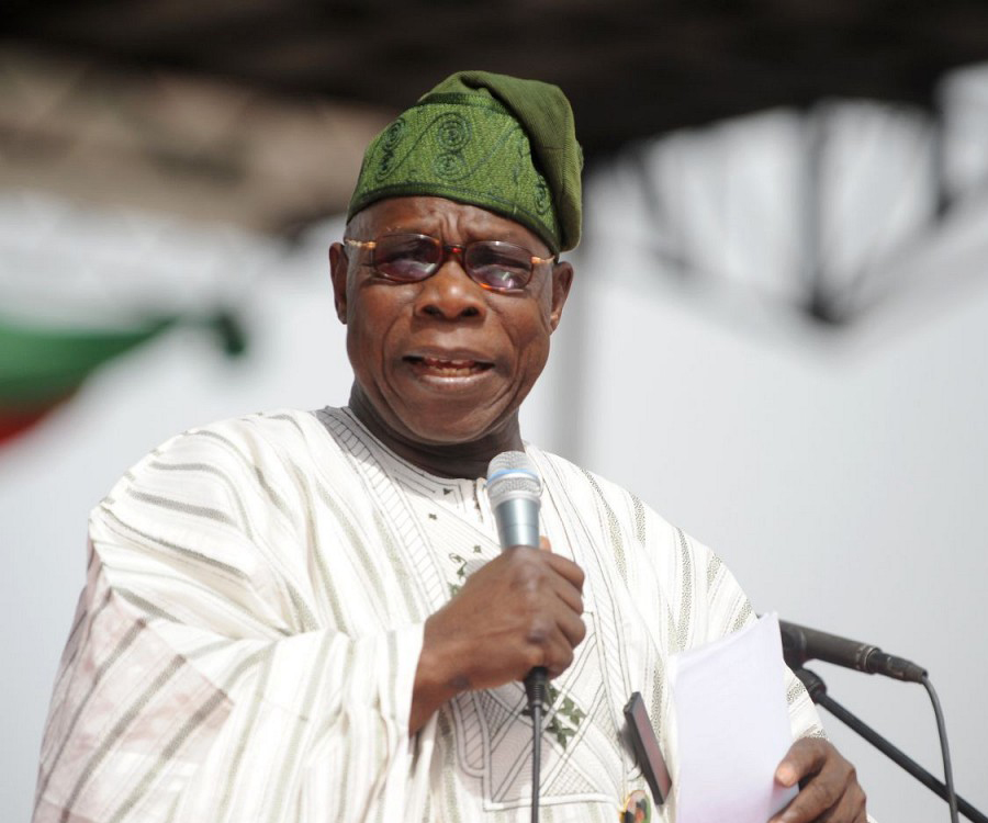 Image result for olusegunobasanjo